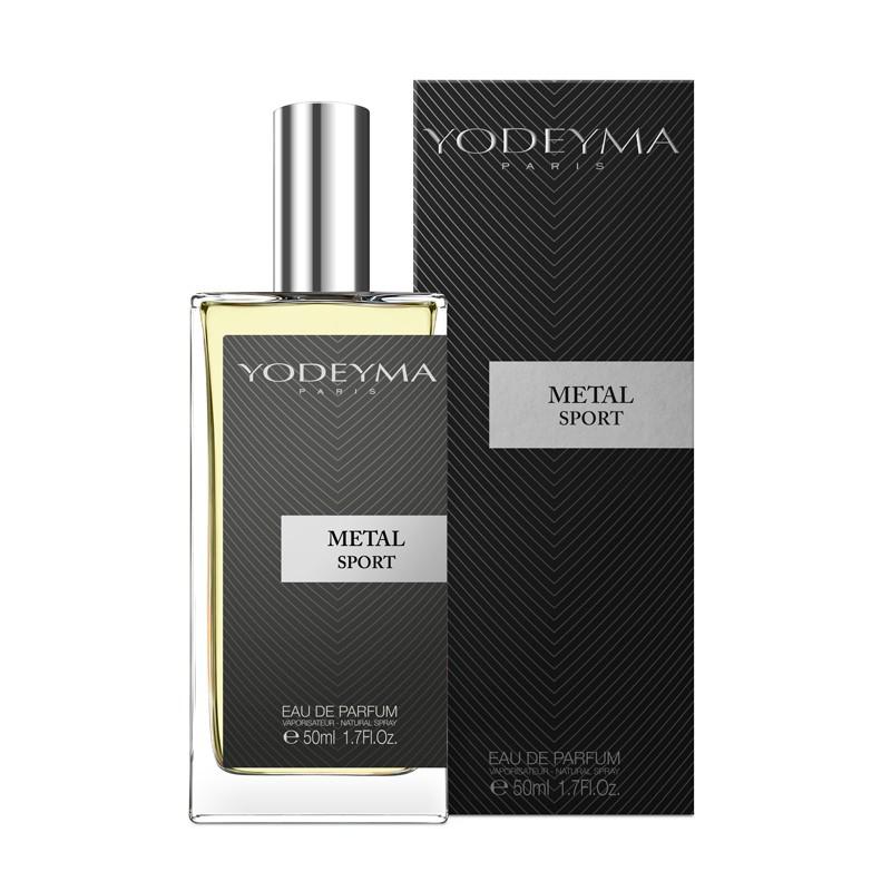 METAL SPORT Eau de Parfum 50ml