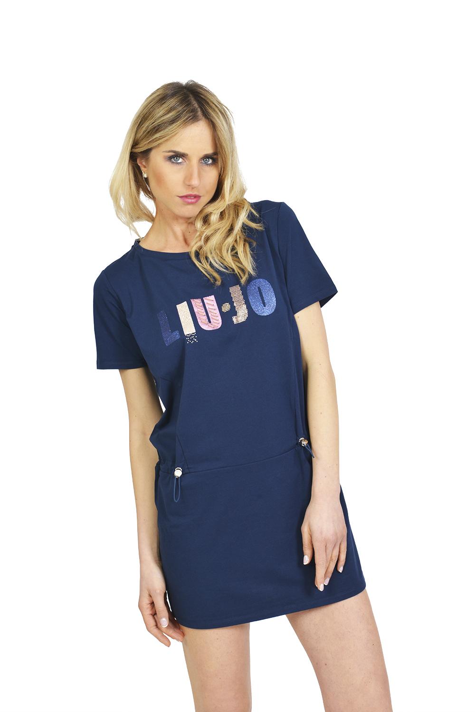 T-shirt maxi