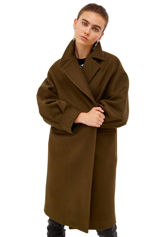 Cappotto Manica Ampia